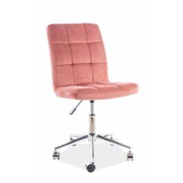 Fotel biurowy Q-020 Velvet