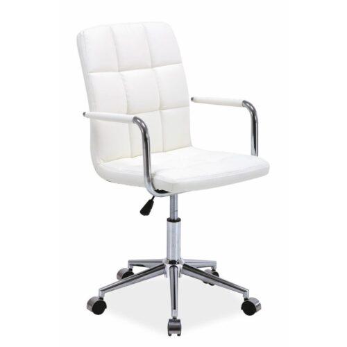 Fotel biurowy Q-022 ekoskóra