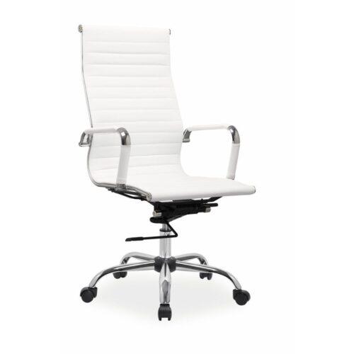 Fotel biurowy Q-040 ekoskóra