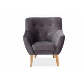 Fotel Nordic 1 Velvet