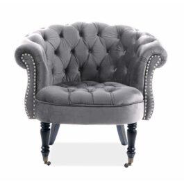 Fotel Philips Velvet